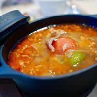 トマトのチゲが人気です - 今日も食べようキムチっ子クラブ(料理研究家 結城奈佳の韓国料理教室)