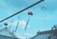 青空になびく風鈴 - photomo
