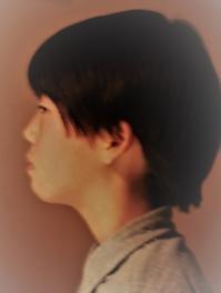 髪を切りました。 - hibariの巣