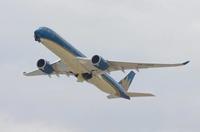 3/16 A350XWBが熱い関空。 - uminaha-t's blog