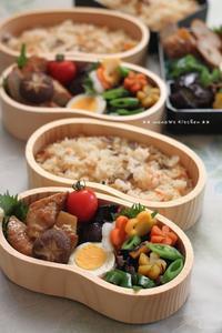 れんこん肉巻き照り焼き ✿ 天ぷら(๑¯﹃¯๑)♪ - **  mana's Kitchen **