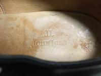 【Edward Green・John Lobb】靴を譲り合う - シューケアマイスター靴磨き工房 銀座三越店