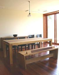 ラントマンのテーブル - ラントマン アトリエ通信