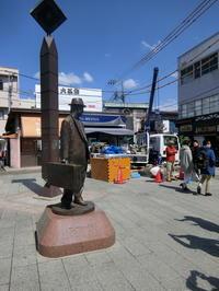 3月24日(金)さくらさんの銅像いよいよ・・・ - 柴又亀家おかみの独り言