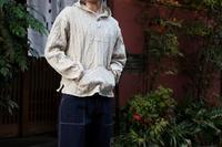 Cable Knit Pullover Hoodie - TIMESMARKETのスタッフ日記