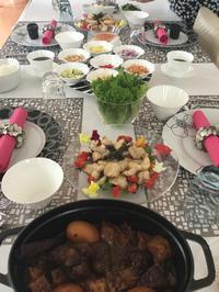 3月のタイ料理レッスンpart2 - 美味しい韓国 美味しいタイ@玄千枝クッキングサロン