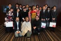 東京造形大学学位授与式&卒業祝賀会 - La Dolce Vita 1/2