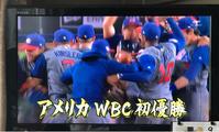 WBC2017 優勝はUSA - Lucky★Dip666-Ⅱ