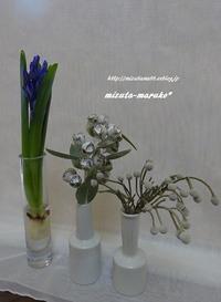ユーカリの実 - 水玉模様のワンピース