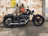FXSTC 完成!! - gee motorcycles