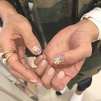 刺繍nail - 表参道・銀座ネイルサロンtricia BLOG