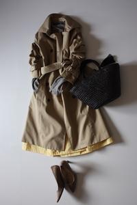 All昔アイテムで定番コーデ - eikoの着回し服&英国式オーラライト