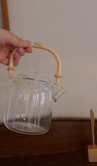 tea pot ☆身体冷やさないようにね^^ - bonton blog