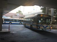 横浜市営バス(横浜駅前→スカイウォーク前) - バスマニア
