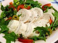 鶏ハム (Pollo bollito) - エミリアからの便り