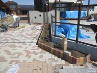 現場から(外構工事及び太陽光設置) - 吉田建築計画事務所-プロジェクト-