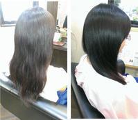 40代からの髪質改善ADETSUYAシャンプー⓶ - からだに優しい美容院 SWEET BEACH