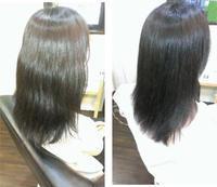 40代からの髪質改善ADETSUYAシャンプー③ - からだに優しい美容院 SWEET BEACH