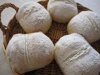 白パン - さんころのにっき