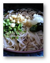 ひっさびさ~お昼麺UP…☆稲庭風うどんのお昼 - 麺や「あきたぬち」~お昼は麺で