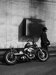 小高 紀久 & Harley-Davidson FX(2017.03.20) - 君はバイクに乗るだろう