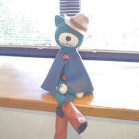 あみねこアイテム★長靴をはいたネコ風ファッション - Yo3*気ままにHandmade Days