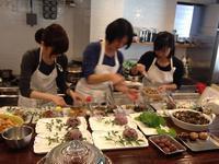 お蔭様で満員御礼!ミクララキッチン第2弾料理家たちの家ごはん~初夏の薬味使い~ - ~ハード系パン&世界の料理教室・ガストロノマードのTastyTravel~
