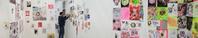 牧井優ライブペインティング(3/29) - MAKII MASARU FINE ARTS マキイマサルファインアーツ