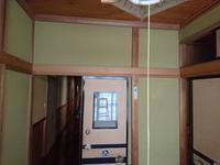 大田原市で和室を畳からフローリングへ床の貼り換え - カワケンのほほんブログ