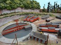 遠征5Njゲージビバン模型製作所訪問 - 燕雀鉄道白津機関区活動日誌