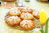 3月最後の『パンとお菓子とデリご飯』レッスン -  川崎市のお料理教室 *おいしい table*        家庭で簡単おもてなし♪