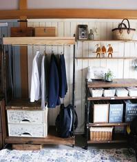 子供の成長と共に…模様替えしては、DIY! - yasumin's cafe*  布もの作家ブログ