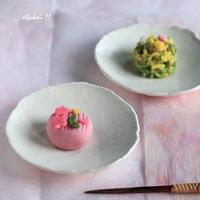 和菓子挑戦!! - トールペイントとポーセラーツ アトリエ おつかいサンタさん