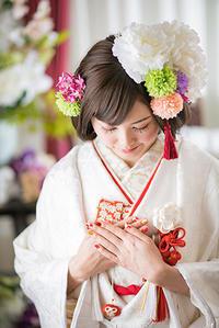可憐な花嫁姿満載!幸せ弾けるフォトウエディングのお客様☆ - それいゆのおしゃれ着物レンタル