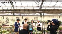 NHK趣味の園芸 - さにべるスタッフblog     -Sunny Day's Garden-