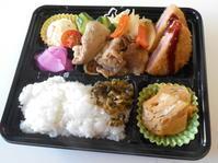 今日もご注文有り難うございます自分が食べたかったので・・・生姜焼き(^^)v - からあげ やきとり てばや