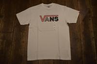 """VANS Tシャツ""!!!! - Clothing&Antiques NoT"