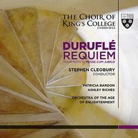 Duruflé: Requiem@The Choir of King's College Cambridge - MusicArena