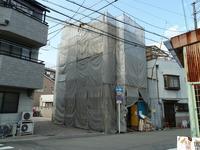 東成区中本4丁目上棟 - 太陽住宅ブログ
