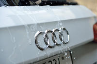 A3 はじめての洗車 - The Digital Photo Stage ~ LEXUS RC & Audi A3の備忘録と時々...工場萌えとDr.Yellow ~