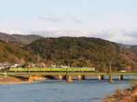 春はウグイス103系、さよなら103系関西の旅〜 - 8001列車の旅と撮影記録
