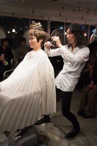 vol.90「佐藤 光一の仕事」 - Monthly Live    営業後の美容室での美容師による単独ライブ