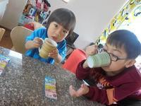 成長期のお子様がいらっしゃる方へ 成長期応援飲料「セノビック」 - 初ブログですよー。