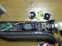 ストーブの修理 - 無題