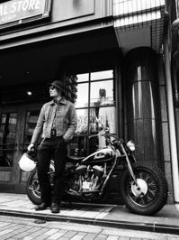 江川 真樹 & Indian Chief(2017.03.17) - 君はバイクに乗るだろう