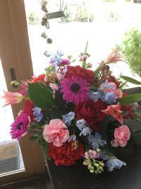 フラワールーシュお花の会☆新しいことはじめに最適な4月レッスンのお知らせ - ルーシュの花仕事