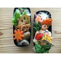 鯵エスカベッシュBENTO - Feeling Cuisine.com