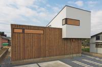 中庭を囲む家オープンハウス開催 - 加藤淳一級建築士事務所の日記