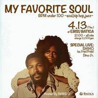 My Favorite Soulは今回もすごいぞ!!! - Jazz Maffia BLOG