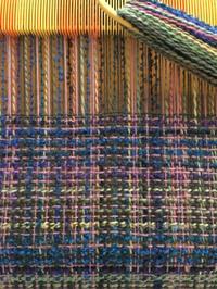 よく分からないけど平織じゃない織 - 手染めと糸のワークショップ
